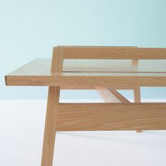 Ambrose A Frame Coffee Table by Matthew Elton | Coffee Tables | Occasional Tables | Furniture | Heal's