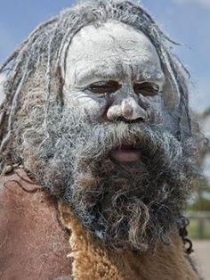 Aboriginal Man, Aboriginal History, Aboriginal Culture, Aboriginal People, Aboriginal Tattoo, We Are The World, People Around The World, Around The Worlds, Australian Aboriginals