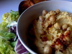 Low Oxalate Hummus