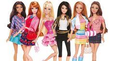 Кукла Барби отмечает свой 56-летний юбилей