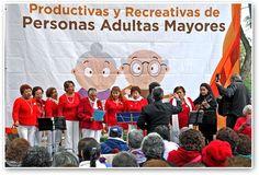 Realiza Tlalpan actividades de reintegración social para adultos mayores