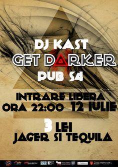 Get Darker Poster