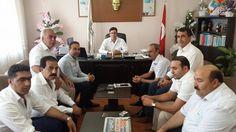 Sultangazi'den Rekortmen Sincik'e Ziyaret - Pusula İstanbul Gazetesi