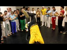 Thursday End of Session Roda - Bristol Capoeira Summer Festival 2013