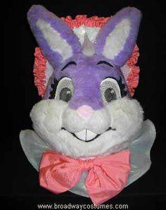 Animal Costume to Rent: Easter Rabbit