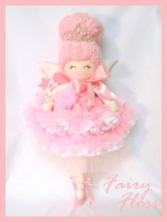 Fairy Floss by Trellis Design