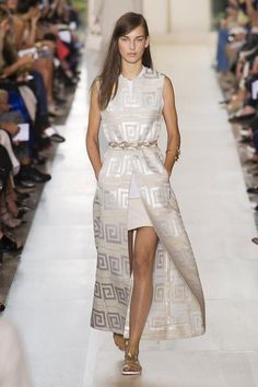 Fashion Week NYC 2015 PE : Tory Burch - Les éLUXcubrations de Laëti | Les éLUXcubrations de Laëti