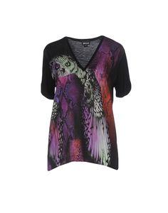 T-Shirt Just Cavalli Donna - Acquista online su YOOX - 12055811KV