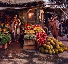 Market,Afghanistan