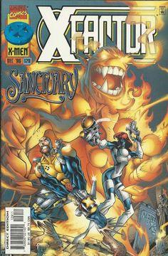 Marvel X-Factor comic issue 129