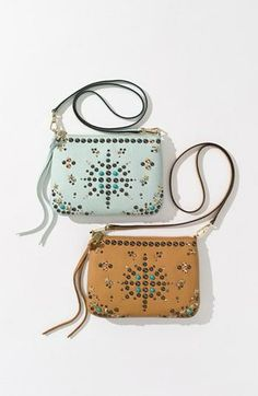 Oh this studded crossbody is gorgeous!