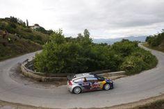 WRC Rally Bulgaria (2010) -Kimi Raikkonen - Citroen C4