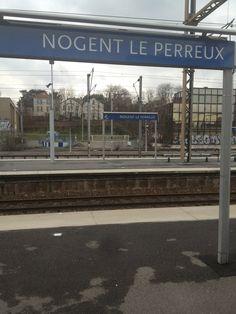 (7) RER Nogent — Le Perreux [E] in Nogent-Le Perreux, Île-de-France