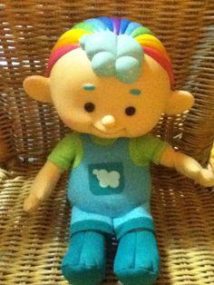 Cloud Babies - Baba Green - talking 10  Doll