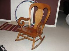 ... Chair on Pinterest  Rockers, Rocking chairs and Childs rocking chair