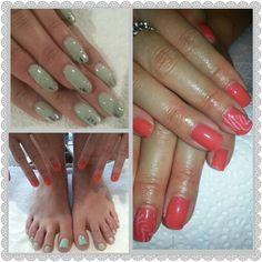 Summer Nails!! CND Shellac 'Open Road' collection!