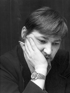 Rainer Werner Fassbinder, May 31, 1945 – June 10, 1982.