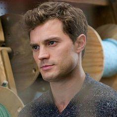 Jamie Dornan is soooo Christian Grey! ~ Fifty Shades of Grey Movie. Jamie Dornan, Fifty Shades Darker, Fifty Shades Of Grey, Christian Grey, Mr. Grey, Ricardo Baldin, Fifty Shades Trilogy, Perfect Man, Fifth Harmony