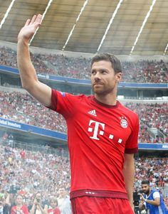 Xabi #footballislife