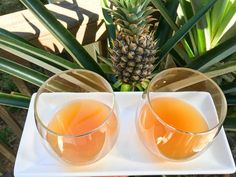 This pineapple tepache recipe uses pineapple skins to produce a delicious, refreshing probiotic beverage that tastes like pineapple kombucha. Pineapple Fruit, Tepache Recipe, Kombucha Bottles, Food Tattoos, Mexican Drinks, Probiotic Drinks, Edible Wild Plants, Herbal Medicine, Simple