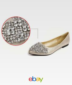 609c8ed8a7e79 2018 Women Rhinestone Loafers Crystal Pointed Toe Beaded Casual Flat Party  Shoes