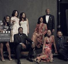 The Cosby Show all grown up