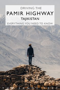 Everything You Need To Know Before Driving The Pamir Highway Through Kyrgyzstan and Tajikistan #roadtrip #adventure #travel #tajikistan #kyrgyzstan #centralasia #traveltips | the best experiences in central asia | things to do in tajikistan | highlights tajikistan | tajikistan travel | kyrgyzstan travel | best places to visit in asia