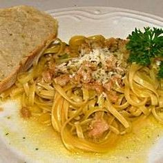 THIS IS A VERY EASY AND TASTY RECIPE.  MY FAMILY LOVES IT. TRY SERVING IT WITH A GREEN SALAD AND GARLIC BREAD IF DESIRED.
