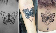 Tatuagem de borboleta: descubra o significado e inspire-se com 26 ideias!