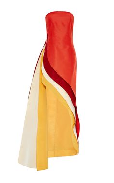Rosie Assoulin Flame Gown by ROSIE ASSOULIN Now Available on Moda Operandi
