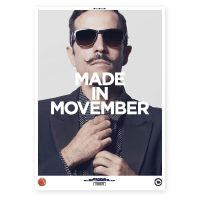 Movember, the month formerly known as November, is a moustache growing charity event held during November each year that raises funds and awareness for men's health. Movember, Charity Event, Moustache, Netherlands, Mens Sunglasses, Style, Fashion, The Nederlands, Swag