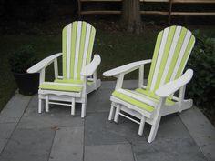 painted adirondack chairs | Painted Adirondack Chairs