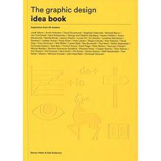 The Graphic Design Idea Book bog fra Viking og Creas