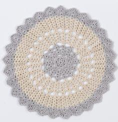 Ravelry: Scalloped Round Doily by Kristen Stoltzfus
