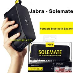 New Sports Jabra Solemate Bluetooth Portable Wireless Speaker subwoofer Home Audio System with Stereo Sound_Electronic Gadgets_Electronics_Wholesale - Buy China Electronics Wholesale Products from enovomall.com