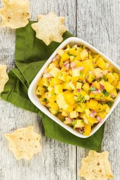 Mango Salsa Recipe on Yummly. @yummly #recipe