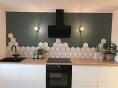Kitchen Dinning Room, Kitchen Wall Tiles, Ikea Kitchen, Kitchen Redo, Kitchen Interior, Küchen Design, House Design, Interior Design, Sheila E