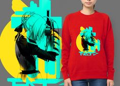 Fate Grand Order Saber Sweatshirt
