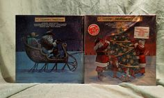 A Country Christmas 1982 - A Country Christmas  2 1983 (lot of 2 LP/Album) by DorenesXXOO on Etsy