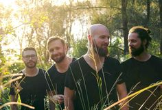 sleepmakeswaves are a Sydney based post-rock band, including Alex Wilson (bass guitar, keyboards, piano), Otto Wicks-Green (guitars), Tim Adderley (drums), Daniel Oreskovic (guitars). sleepmakeswav…