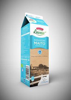 Juustoportin uudet luomumaidot tuovat raikasta lisää luomutuotteidemme valikoimiin. Homogenoimattomia maitoja on sekä rasvattomana että kevyenä.