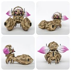 The Space Crab Wars - Custom Space Crab for DCON 2015
