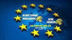 ACW WORLD DOG SHOW 2018 TURKEY ( CACIB ) | Alianz Eurasia Dog Show, Istanbul, Turkey, World, Dogs, Art, Art Background, Turkey Country, Kunst