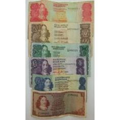 Old South African Bank Notes Notes, African, Report Cards