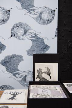 atelier muti / melissa #boutiqueparis #papeterie #papierpeint #paris #illustration #madeinfrance