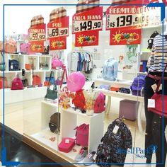 A Creativity Store oferece opções bem coloridas, que vão deixar seus pequenos um arraso.