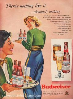Vintage Beer Ads For Women | POPSUGAR Love & Sex Photo 14