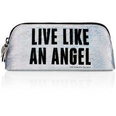 Victoria's Secret Fashion Show Small Cosmetic Bag,printmulti-colored found on Polyvore