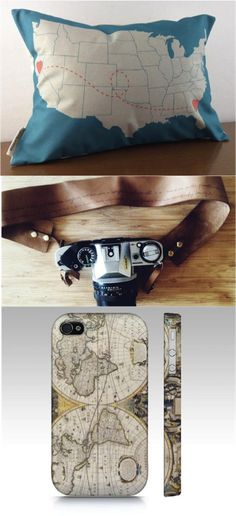 Custom Gifts for Travelers. Find the perfect gift for the traveler in your life and personalize it based on their adventures!   Made on Hatch.co