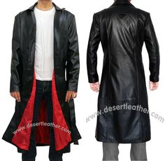 Captivate noticeable and eye catching style to try this Blade Leather Trench Coat.This masterpiece is ultra stylish to capture the perception. Order one now!! #Blade $TrenchCoat #WesleySnipes  #MenStyle